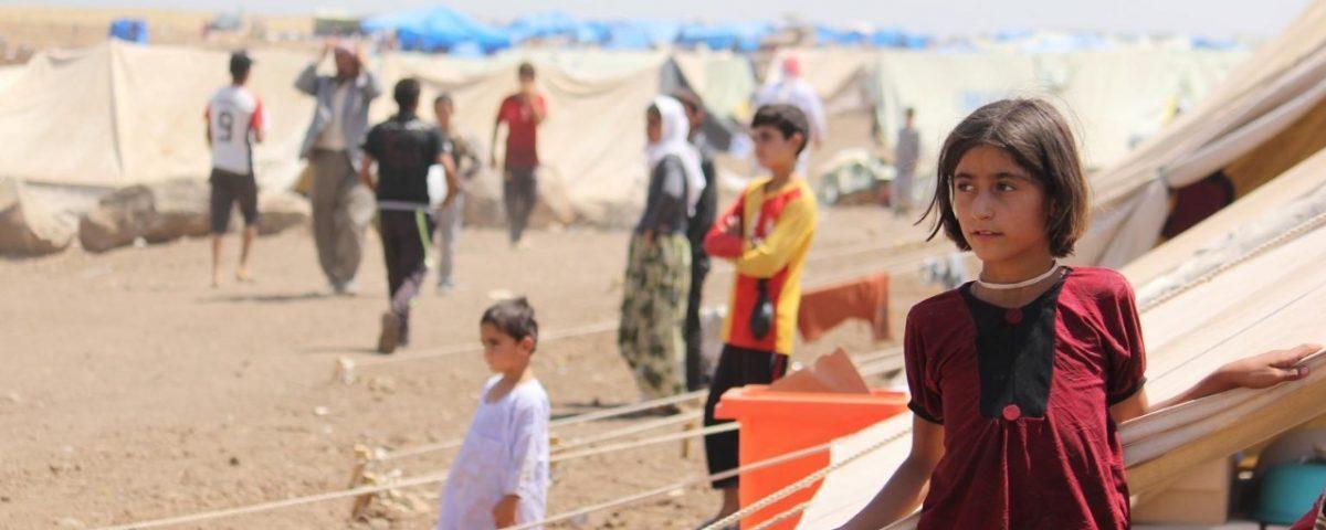 UNICEF REFUGIADOS SIRIA