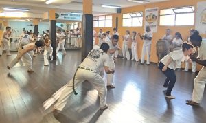 capoeira abad