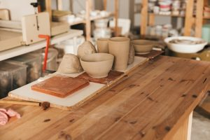 Taller cerámica claseate