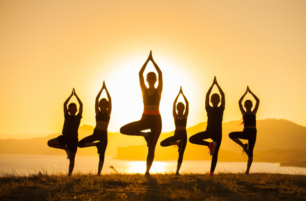 Sesión de hatha yoga y Mindfulness